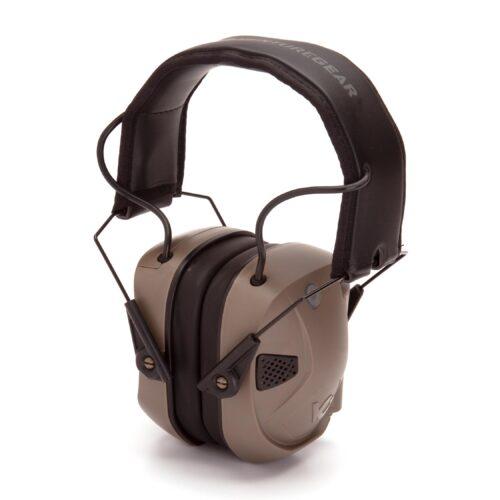 Venture Gear VGPME30BT Amp BT Electronic Earmuff with Bluetooth - Black
