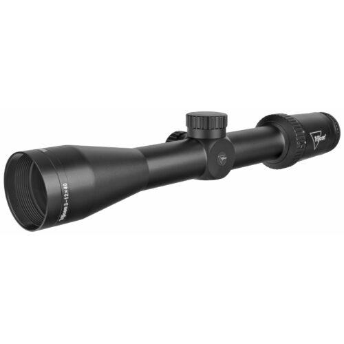 Trijicon Huron 3-12x40 Riflescope, BDC Hunter Holds, Satin Black (HR1240-C-2700003)