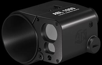 ATN Auxillary Ballistic Laser 1000, Range Finder, Black (ACMUABL1000)