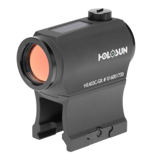 Holosun Technologies, HE403C-GR Elite Green Dot
