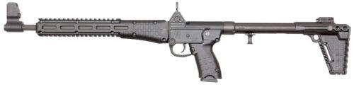 Kel-Tec Sub-2000, 9mm Luger, Black Adjustable Stock Glock 17 Mag (SUB2K9GLK17BBLKHC)