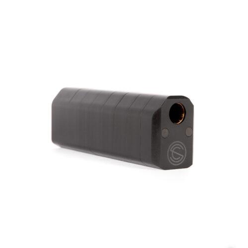 "SilencerCo Salvo 12GA Shotgun Silencer 8"""