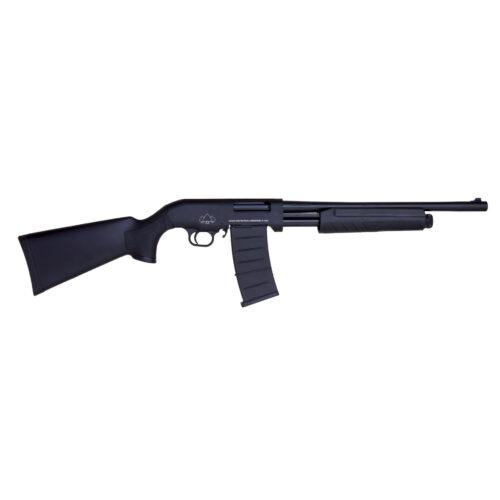 Black Aces Tactical Pro Series M 12Ga., Pump Shotgun (BATP18S)