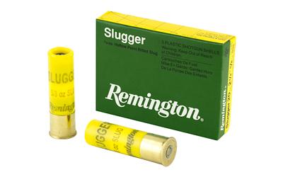 """Remington 20 Gauge Slugger Ammunition 5/8 Oz Rifled Slug 2.75"""""""