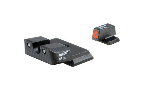 Trijicon HD Tritium Night Sights, Fits S&W Shield (SA139-C-600722)