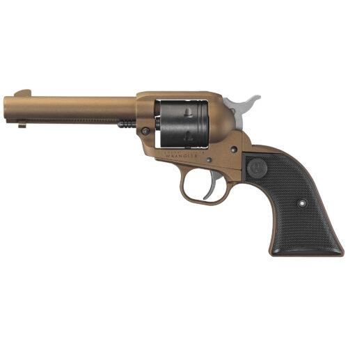Ruger Wrangler, .22 LR Revolver, Burnt Bronze Finish (2004)
