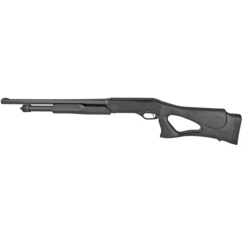 Savage Arms, Stevens 320 Security, 20Ga. Pump Shotgun, Thumbhole Stock, Bead Sight (23247)