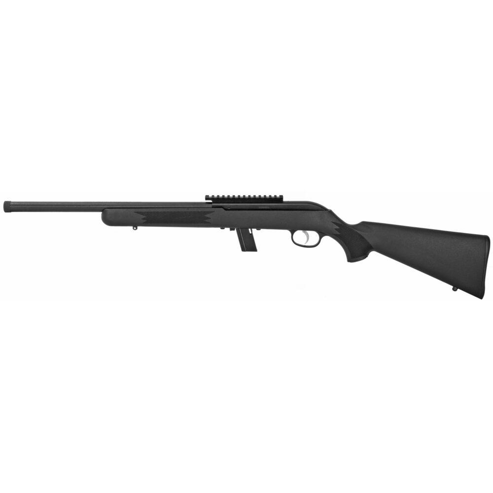 "Savage, 64 FV-SR, Semi-automatic, 22LR Rifle, 16.5"" Threaded Barrel, Black Finish"
