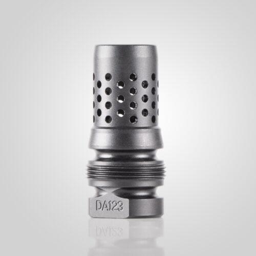 Dead Air, Muzzle Brake, 1/2X28, Fits Dead Air Xeno (DA123)