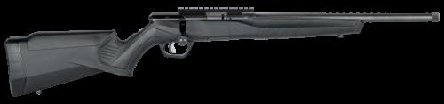Savage B22, FVSR, 22 LR Rifle, Threaded Barrel, Black (70203)