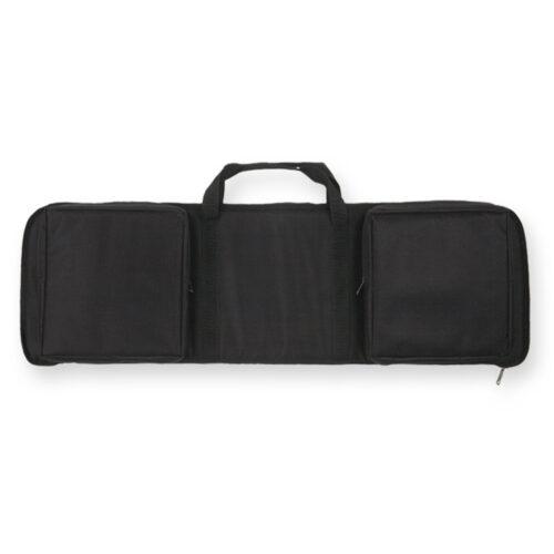 "Bulldog Cases, Extreme Rectangle Discreet Rifle Case 40"" L, Black (BD47040)"