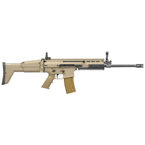 FN America SCAR 16S, Semi-Automatic Rifle, FDE
