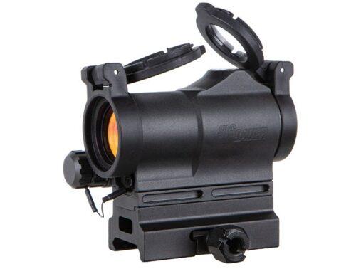 Sig Sauer, Romeo 7S, 1x22 Compact Red Dot Sight, 2MOA, Black (SOR75001)