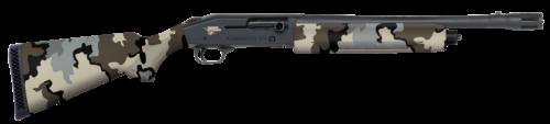 "Mossberg 930 Thunder Ranch 12 Gauge Semi-Auto Shotgun, 3"" Chamber, KUIU Visa Camo Synthetic Stock (85331)"