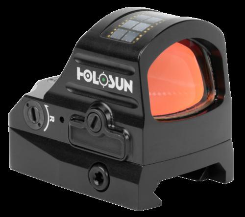 Holosun HE 407C-X2 Green Dot Optic 1x, 2 MOA (HE407C-GR-X2)