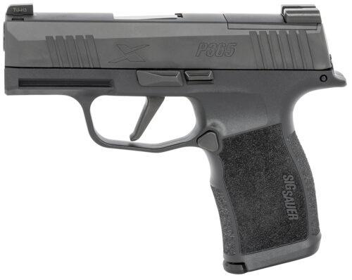 Sig Sauer P365X 9mm Pistol, Black (365X-9-BXR3)
