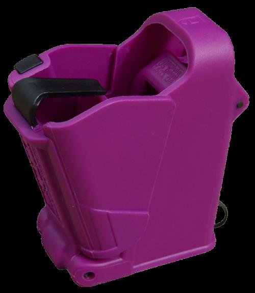 Maglula UpLULA Mag Loader and Unloader, 9mm to .45 ACP, Purple (UP60PR)