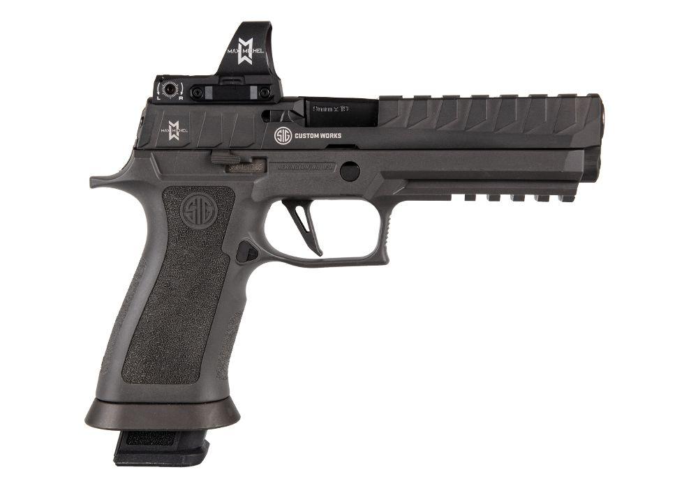 Sig Sauer 320MAX Competition 9mm Pistol (320X5-9-MAXM)