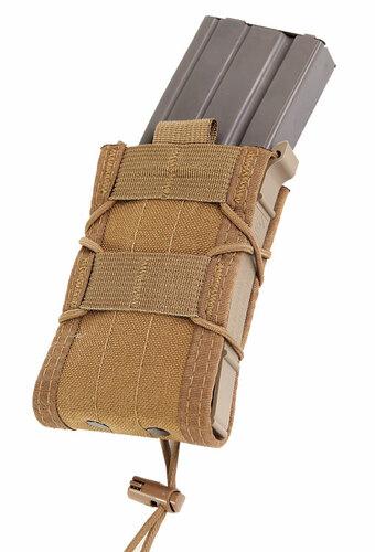 HSGI Taco, Rifle Mag Pouch-Molle, Coyote Brown (11TA00CB)