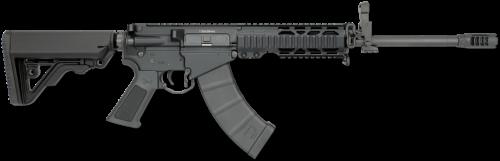 Rock River Arms LAR-47 Tactical Comp Rifle, 7.62x39mm, Black (AK1275)