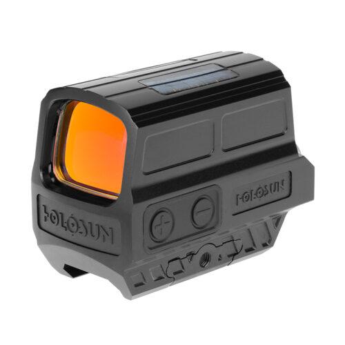 Holosun HS512C Enclosed Reflex Red Dot Sight, Red 2 MOA Dot & 65 MOA Circle (HS512C)