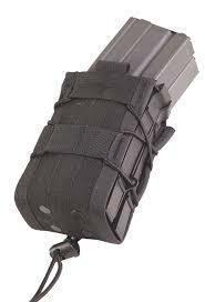 HSGI X2R Taco, Rifle Mag Pouch-Molle, Black (112R00BK)