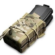 HSGI X2R Taco, Rifle Mag Pouch-Molle,Multi-Cam (112R00MC)