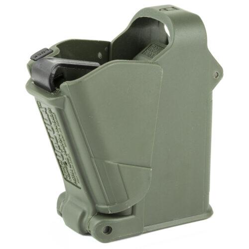 Maglula UpLULA Mag Loader and Unloader, 9mm to .45 ACP, Dark Green (UP60DG)