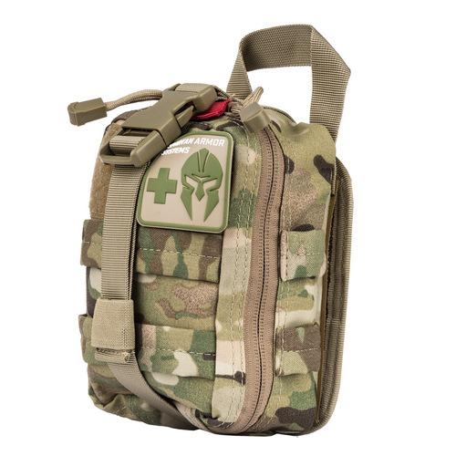 Spartan Armor Systems Advanced Individual First Aid Kit Multi-Cam (SAS-AFAK-MC-KIT)