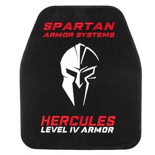 Spartan Armor Systems Hercules Level IV Ceramic Body Armor-Set of Two (SAS-IV-BT-MC)