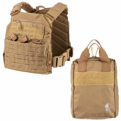 Spartan Armor Systems Tactical Response Kit (SAS-TACKIT-CB)