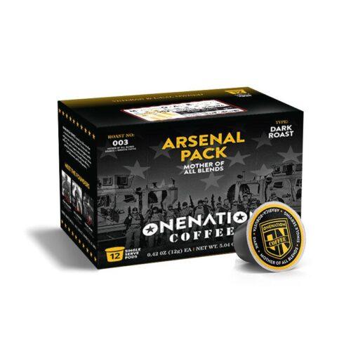 Arsenal 12-Pack - M.O.A.B. - Dark Roast