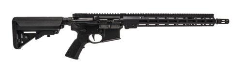 Geissele Automatics Super Duty 5.56mm Rifle, Lunar Black (08-318LB)