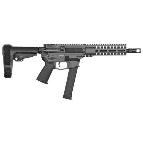 CMMG Banshee 300 MK10 10mm AR Pistol, Sniper Gray (10A428C-SG)