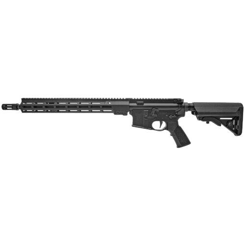 """Geissele Super Duty Rifle, 16"""", 5.56mm, Nitride Barrel, Luna Black (08-318LB)"""