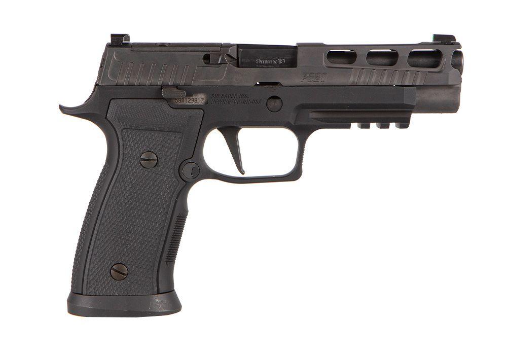Sig Sauer P320 AXG Pro 9mm Pistol (320AXGF-9-BXR3-PRO-R2)