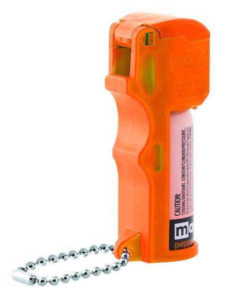 Mace Pocket Pepper Spray, Neon Orange (80746)