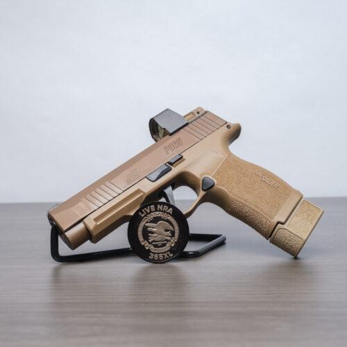 Sig Sauer P365 XL NRA 9mm PIstol w/ Romeo Zero