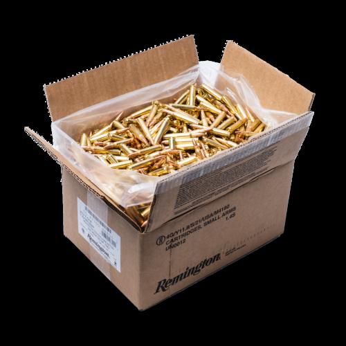 Remington .223 Rem, 55Gr., FMJ Ammunition, 1,000Rds. (20103)