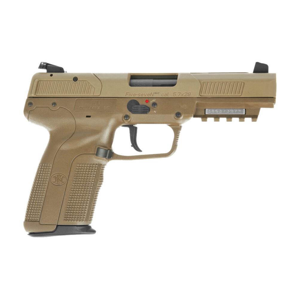 FN Five-seveN 5.7x28mm Pistol, FDE (3868900753)