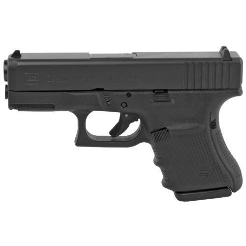 Glock G29 Gen4 10mm Pistol, Black (PG2950202)-Blue Label Program