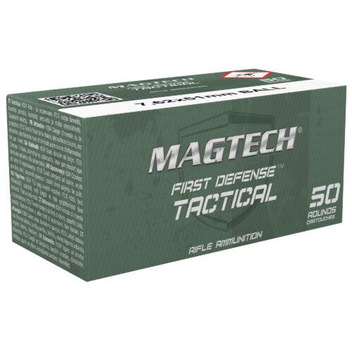 Magtech 7.62x51 M80 147 Gr. Ammunition FMJ (762A)