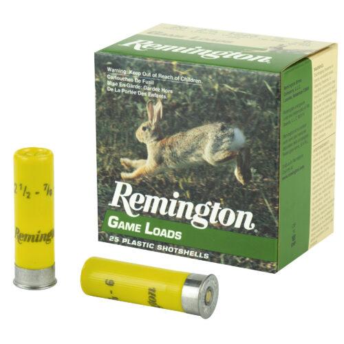 """Remington Game Load 20 GA 2.75"""" #6 (20040)"""