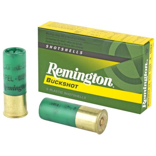 "Remington Express 12 Gauge 2.75"" 00 Buck 5 Round Box (20620)"