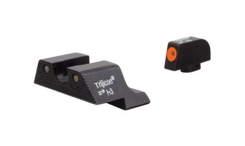 Trijicon HD XR Tritium Night Sights, Glock Large Frame (GL604-C-600841)