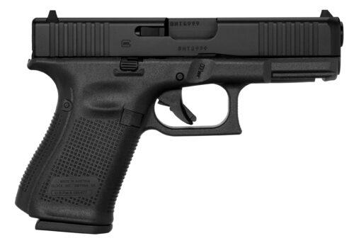 Glock G19 Gen5 FS 9mm Pistol, Pistol (PA195S202)-Blue Label Program