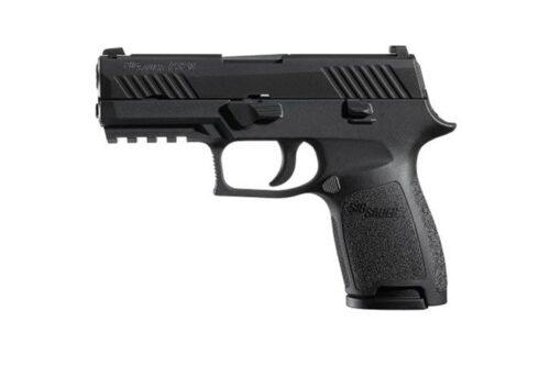 Sig Sauer P320 9mm Pistol, SPP (W320-9-B)-Sig Professional Program