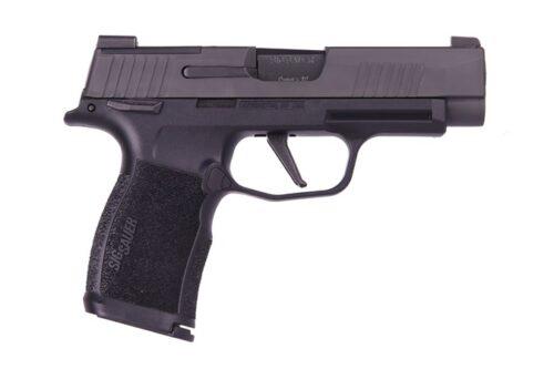 Sig Sauer 365XL 9mm Pistol, Manual Safety (W365XL-9-BXR3-MS)-Sig Professionals Program