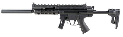 American Tactical GSG-16, Semi-Auto 22LR Rifle, Black (GERGGSG1622ML)