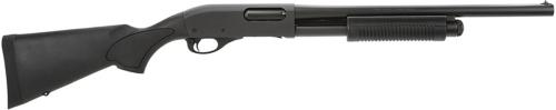Remington Model 870 Express Tactical, 12Ga. Pump Shotgun, Black (R25549)